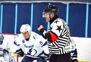 2018-10-13 НХЛ 40 Медведи-Молнии Круговая стадия