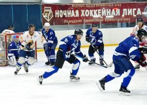 "2017-12-02 ""Молнии"" - ""Шахтер"" НХЛ Круговая Стадия"