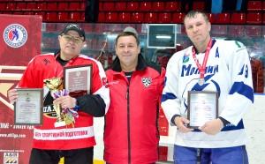 2018-03-11 Награждение Финал УК 7-8 место НХЛ