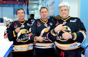 2018-09-30 НХЛ 40 Шахтер-Молнии Круговая стадия