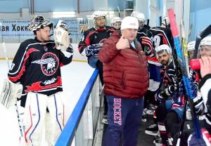 "2018-03-14 15 тур  ""Лига Надежды 18+"" НХЛ Спарта-Штурм"