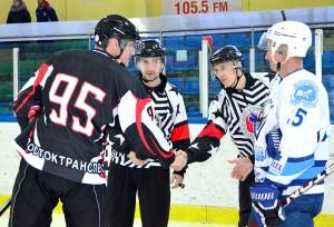 "2017-03-05 ""Восток"" - ""Медведи"" НХЛ Плей-Офф 1/2 финала"