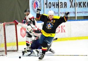 """2017-03-12 """"Вольфрам"""" - """"Восток"""" НХЛ Финал 1 игра"""