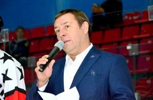 """2016-10-02  """"Вольфрам""""-""""Восток"""" НХЛ Круговая Стадия (Матч открытия)"""