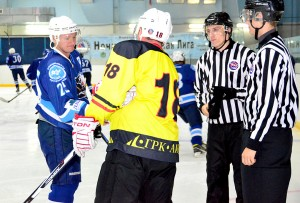 """2016-11-05 """"Медведи"""" -""""Вольфрам"""" НХЛ Круговая Стадия"""