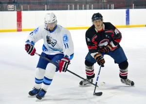"""2016-11-26 """"Спарта"""" -""""Медведи"""" НХЛ Круговая Стадия"""